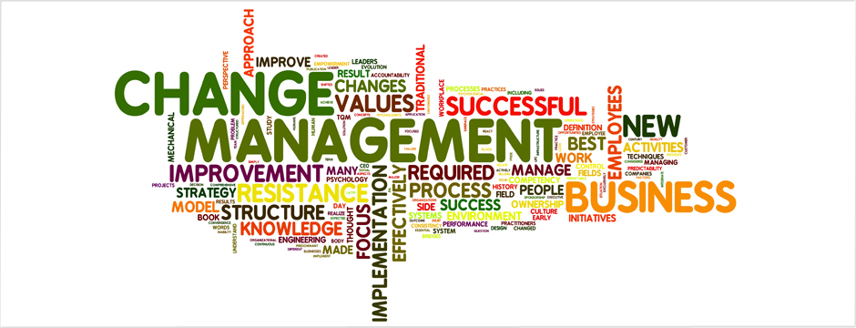 Change Management course helping your company cope with tomorrow