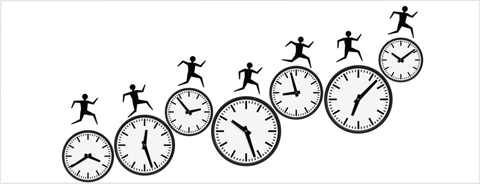 Always chasing time - try a Time Management course