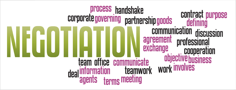 Negotiation Skills course - open and in-house